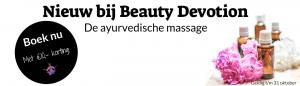 Ayurvedische massage nijmegen